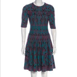 M Missoni Wool Knit Dress Size 6